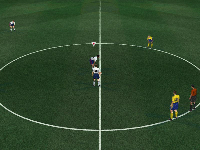 FIFA2002世界杯截图1