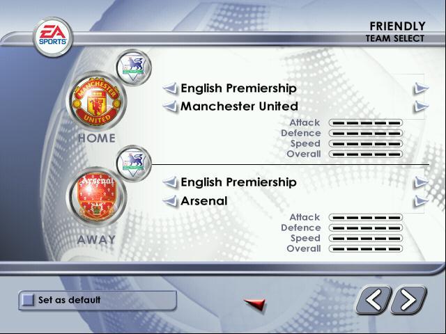 FIFA2002截图1