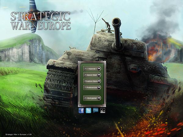 欧洲战略战争截图0