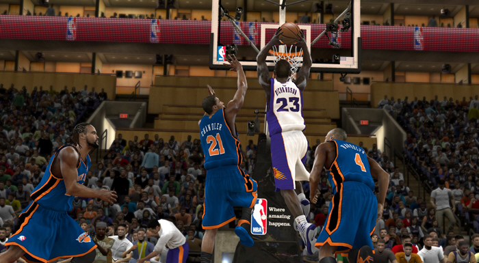 NBA2K11截图2