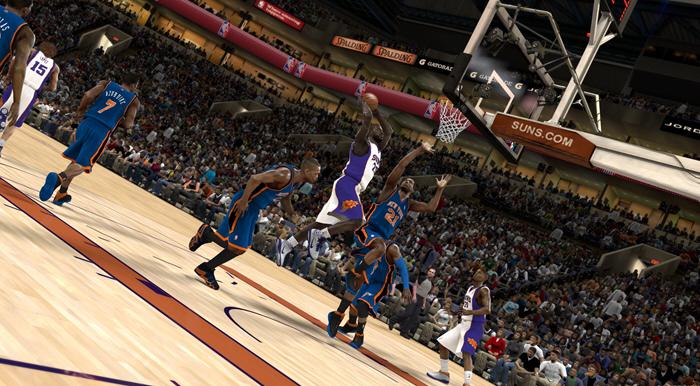 NBA2K11截图1