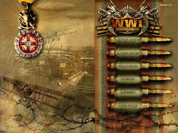 第一次世界大战:伟大的战役截图0