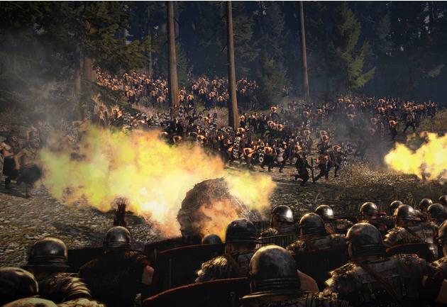 罗马2:全面战争截图0