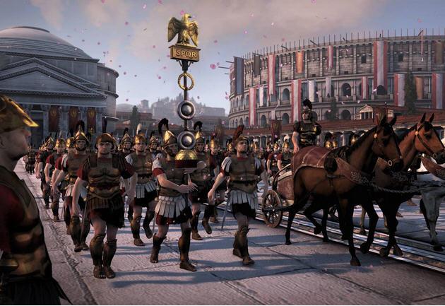 罗马2:全面战争截图1