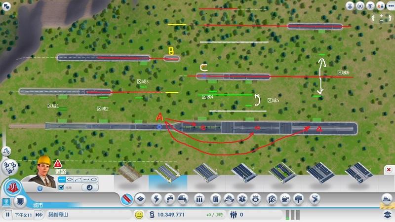 模拟城市5极限人口_模拟城市布局图