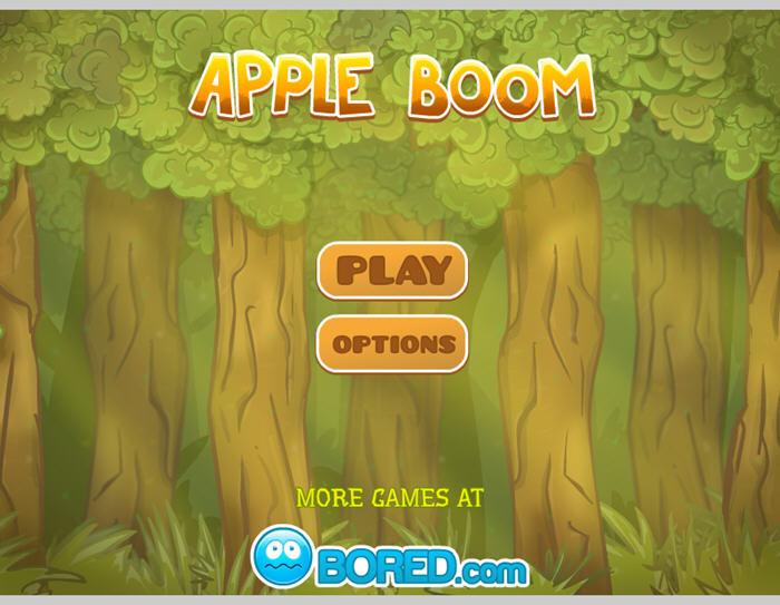 苹果爆破截图0