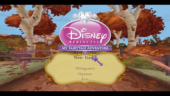 迪士尼公主:我的童话冒险截图0