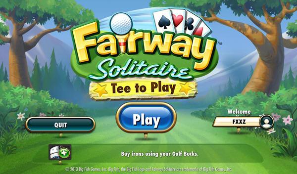 高尔夫纸牌3:开球截图0