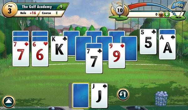 高尔夫纸牌3:开球截图2