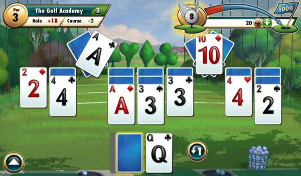 高尔夫纸牌3:开球截图3