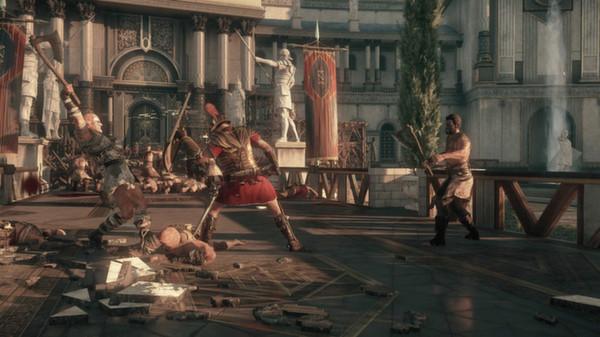 Ryse:罗马之子截图3