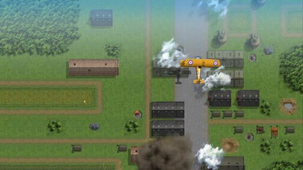 翱翔机翼:重制版截图0