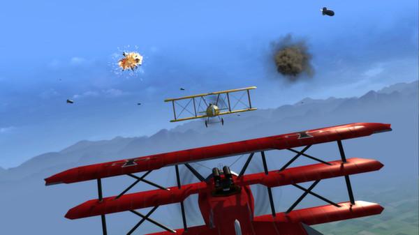 翱翔机翼:重制版截图2