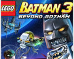 乐高蝙蝠侠3:飞跃哥谭市1号升级单独破解修正补丁