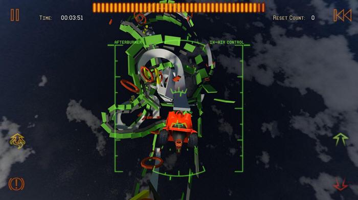 火箭飞车2破解版截图0