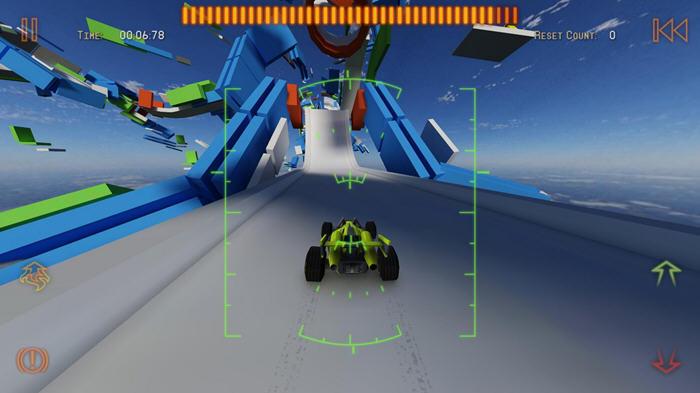 火箭飞车2破解版截图3