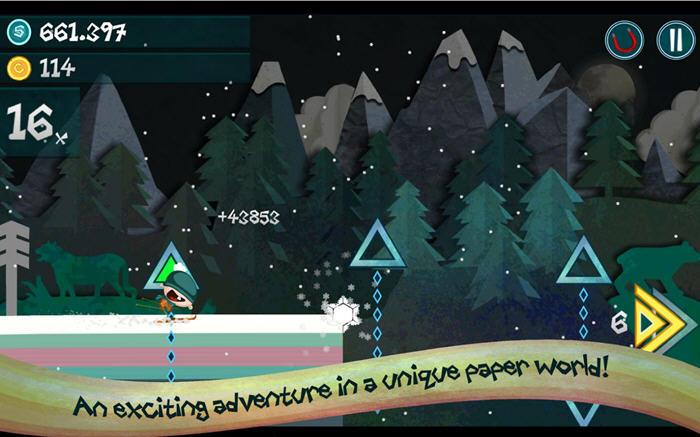 吉米的滑雪破解版截图2