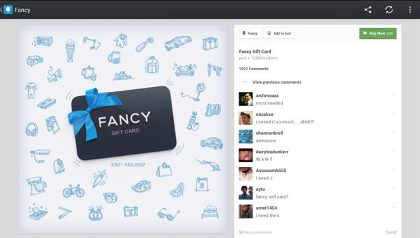 Fancy安卓版V3.5.2官方版截图0