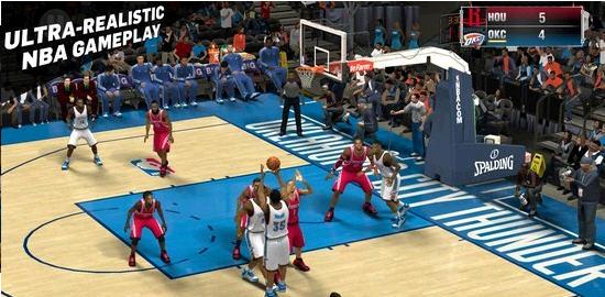 NBA2K15安卓直装版截图0