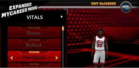 NBA2K15安卓直装版截图1