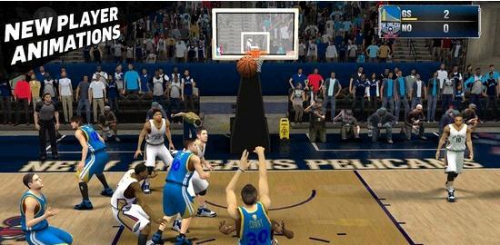 NBA2K15安卓直装版截图2