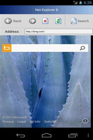 ie浏览器手机版v6.0 安卓版截图1