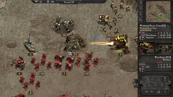 战锤40K:末日之战截图1