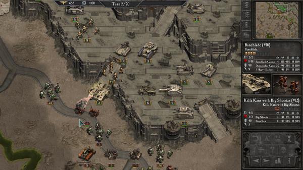 战锤40K:末日之战截图2