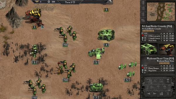 战锤40K:末日之战截图4