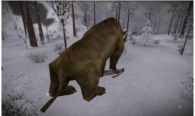 食肉动物冰河时代V1.54截图3