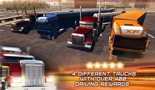 2014卡车停车模拟v1.0.5截图1
