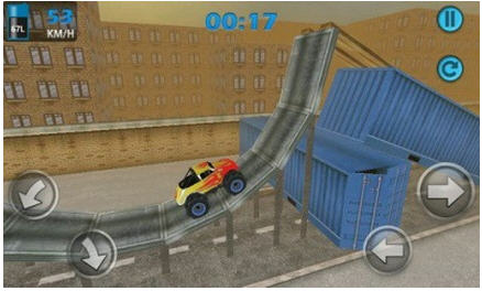 3D极限飞车破解版截图2
