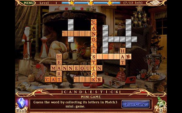 填字解谜游戏2截图3