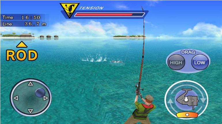 海洋捕鱼V1.34截图1