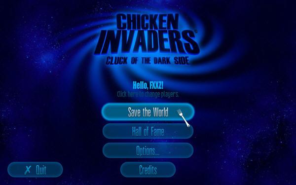 小鸡入侵者5:克拉克之暗面截图0