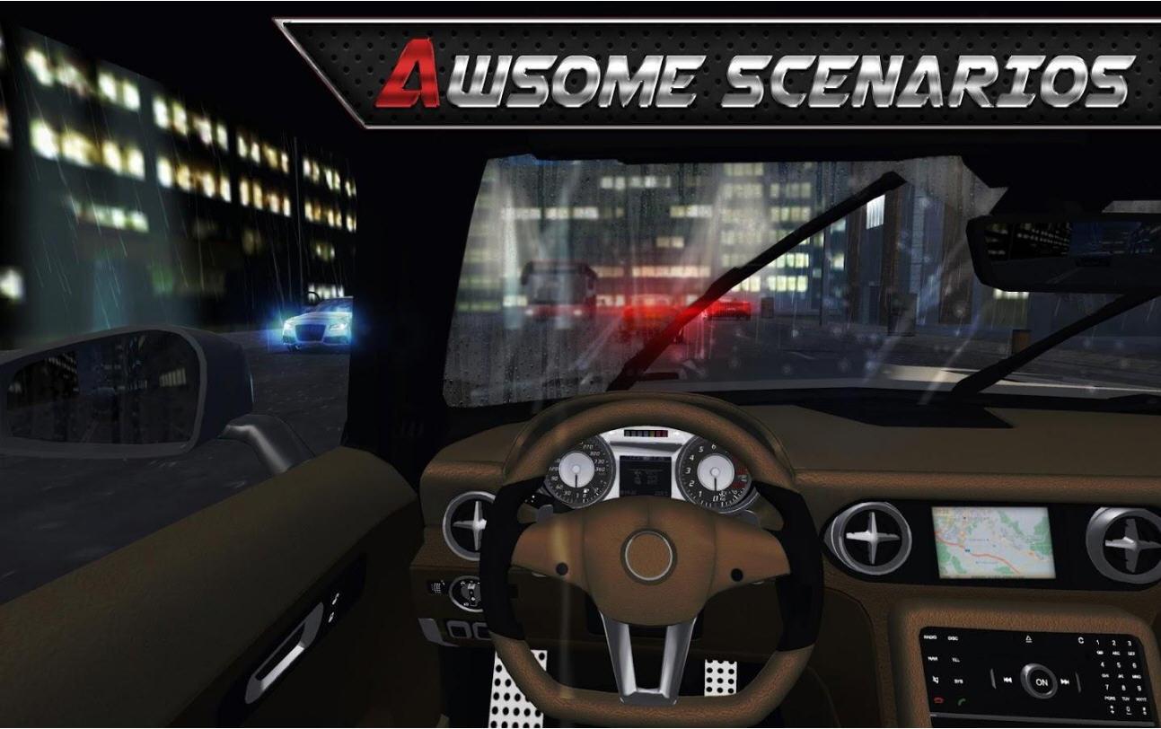 3D真实驾驶破解版截图3