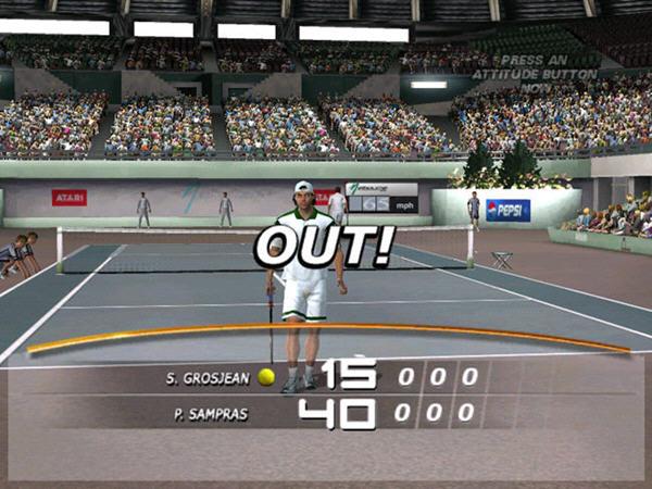 上旋网球截图3