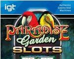 IGT游戏机:天堂花园