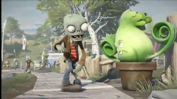 植物大战僵尸:花园战争截图0
