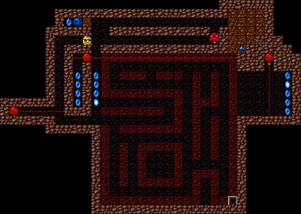 陷阱迷宫截图2