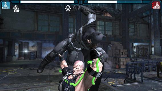 蝙蝠侠:阿甘起源手机版v1.2.4截图1