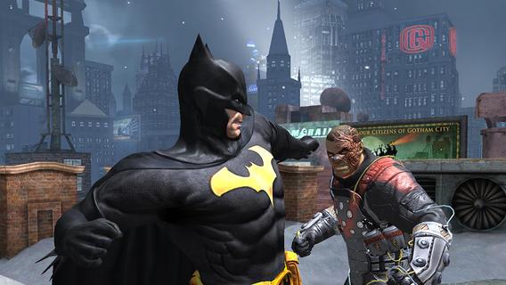 蝙蝠侠:阿甘起源手机版v1.2.4截图3