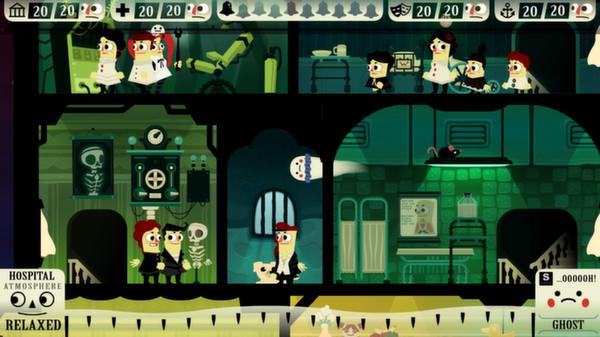 保卫鬼屋:恐怖城镇截图2
