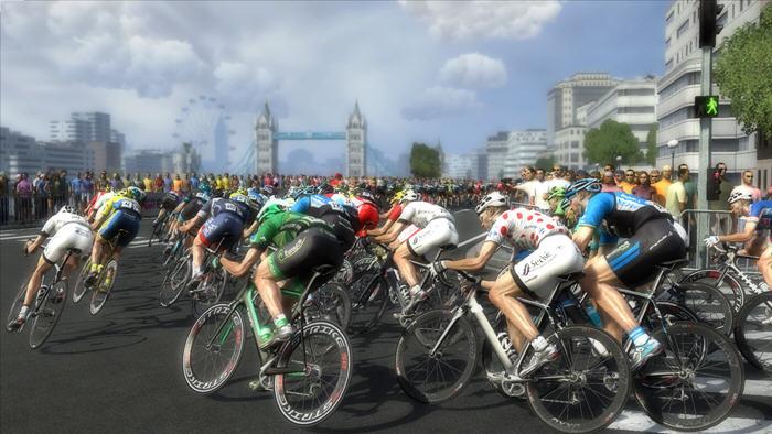 职业自行车队经理2014截图1