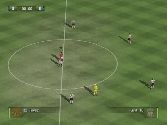 FIFA08截图2