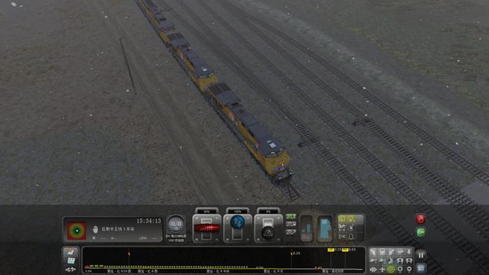 模拟火车2015截图1