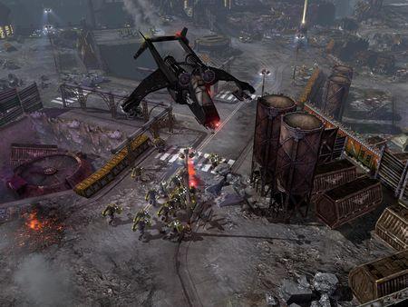 战锤40K:战争黎明2-报应截图2
