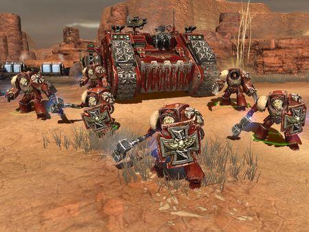 战锤40K:战争黎明2-报应截图3