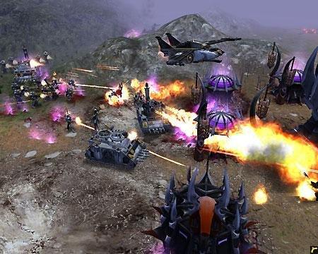 战锤40K:战争黎明之灵魂风暴截图4