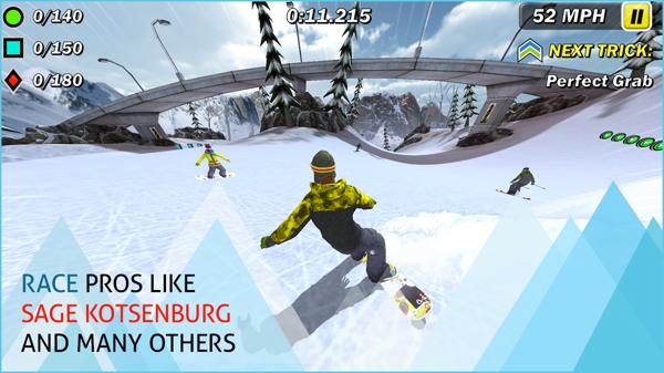 极限巅峰滑雪v1.0截图0